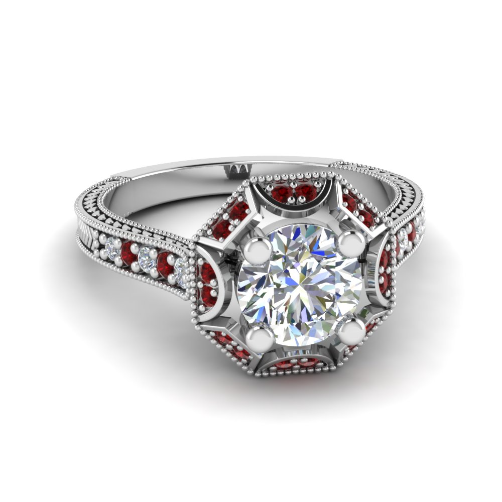 Check Out Our Unique Engagement Rings